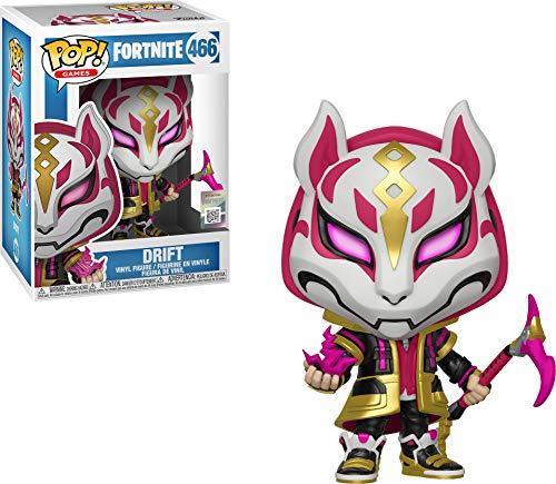 Funko- Pop Figura de Vinilo Drift Fortnite, (36976)