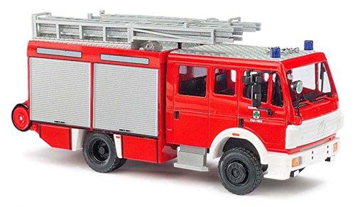 Busch Voitures - BUV43813 - Modélisme - Mercedes-Benz MK94 1224 - Pompiers Fürth - 1994