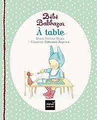 A table par Marie-Hélène Place