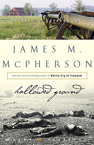 Hallowed Ground: A Walk at Gettysburg (Crown Journeys) (English Edition)