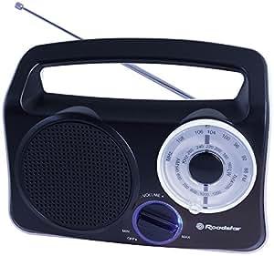 Roadstar TRA-2231L Radio portable Noir