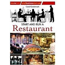 Start and Run a Restaurant by Godsmark, Carol ( Author ) ON Jan-29-2010, Paperback