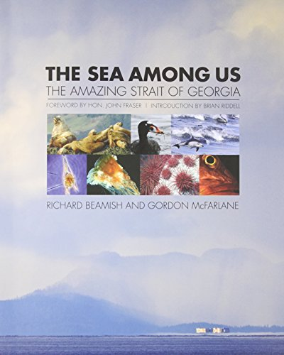 The Sea Among Us: The Amazing Strait of Georgia Küsten-charts