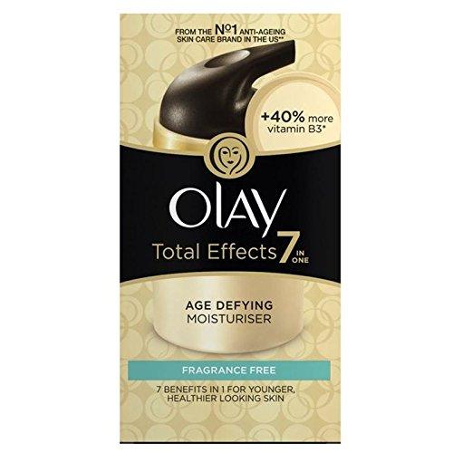 Olay Effets Totaux 7In1 Anti-Âge Parfum Hydratant Sans 37Ml