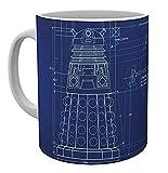 GB Eye Doctor Who Cyberman Retro-Tasse, Verschiedene