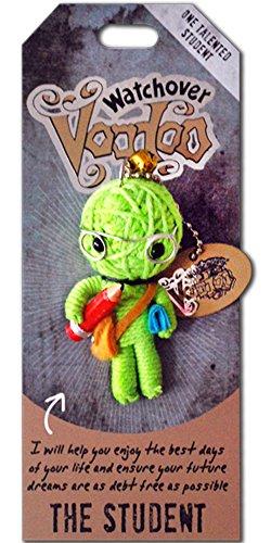 Watchover Voodoo-Puppe / Schlüsselring ~ Das Studenten