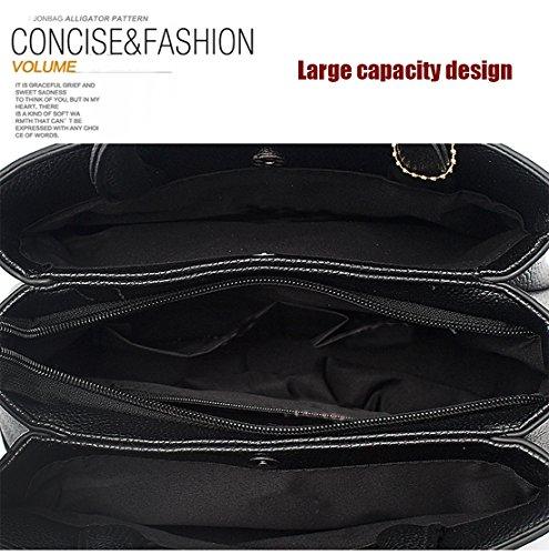 Gli allievi dello zaino delle donne delle borse delle donne brandnew di modo modifica la vendita poco costosa di cuoio di alta qualità del pacchetto di svago Borse a tracolla(DFMP09) b