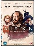 All Is True [DVD] [2019]