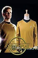 Star Trek Into Darkness Captain Kirk Hemd Uniform Kostüm
