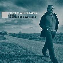 Peter Wispelwey Interpreta Bach: 6 Suites [2 Cd+Dvd]