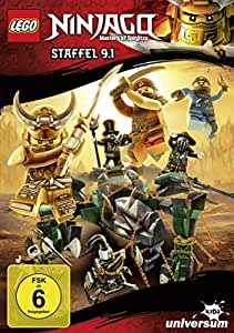 Lego Ninjago - Staffel 9.1: Amazon.de: Michael Hegner