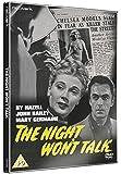 The Night Won't Talk [DVD]
