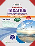 Handbook On Taxation Both for New and Old Syllabus