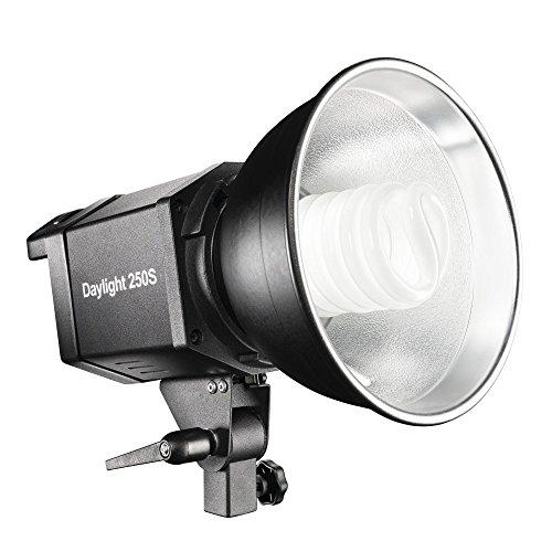 Walimex Daylight 250S - 50w Spiral