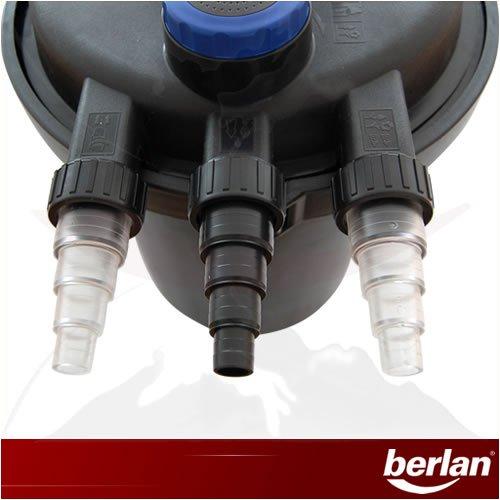 Berlan UV-C Druckfilter BDF10000-UVC - 3