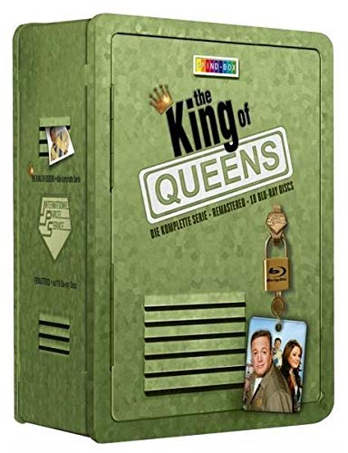 The King of Queens: Die komplette Serie / Spind-Box - Serie Spind