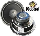1 Stück 25 cm Subwoofer Magnat Transforce 1000 Tieftöner Basslautsprecher 250 Watt max.