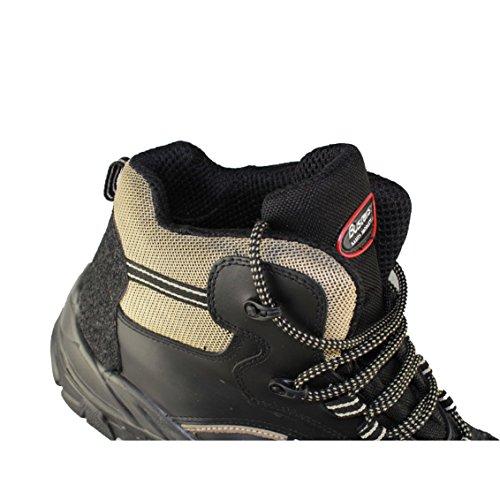 Busters , Chaussures de sécurité pour homme Noir