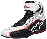 Baskets Alpinestars Faster 2 Noir/Blanc 43