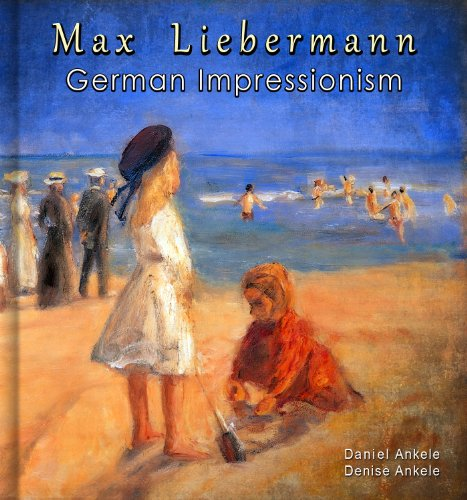 Max Liebermann: German Impressionism - 185+ Impressionist Paintings (English Edition)