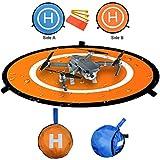 "Kingwon Drone Landing Pad pista de aterrizaje para DJI phantom 3 dron accesorios plataforma para DJI mavic pro phantom 3 3 standard phantom 4 4 PRO,30 ""(75cm)"