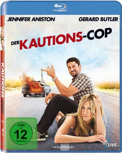 Der Kautions-Cop [Blu-ray]