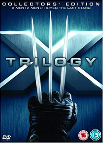 X-Men 1-3 Box Set (6 Disc) [DVD]