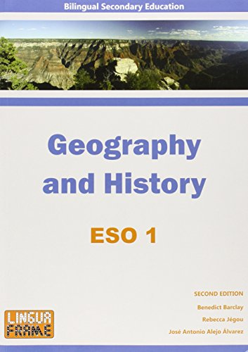 Geography and History, ESO 1-9788493934682