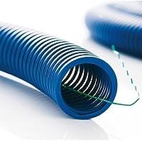 Corrugado ICTA (de instalación 3422turbogliss® suave ø16mm azul 100m