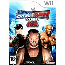[Import Anglais]WWE Smackdown vs Raw 2008 Game Wii