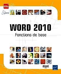 Word 2010 - Fonctions de base