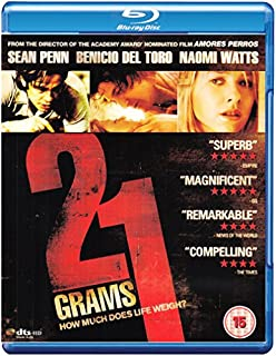 21 Grams [Blu-Ray] [Import] (B003L150AU) | Amazon price tracker / tracking, Amazon price history charts, Amazon price watches, Amazon price drop alerts