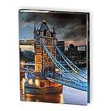 London Einsteckalbum Fotoalbum 180 Fotos 10x15 cm
