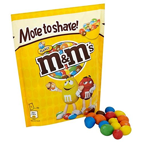 m-and-ms-peanut-large-pouch-300g