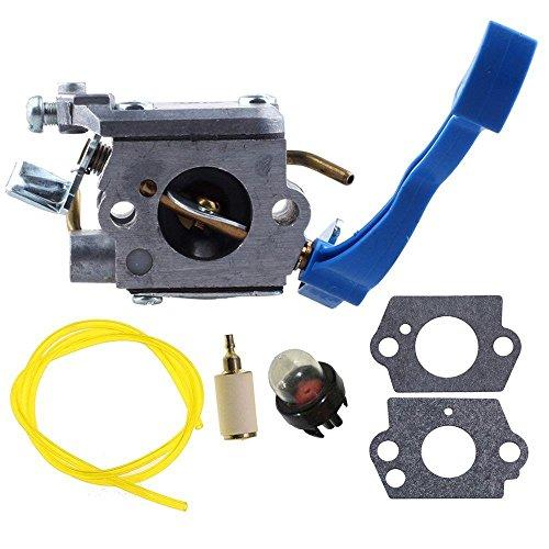 Preisvergleich Produktbild C1Q W37 Carburetor with Kraftstoff-Schlauch-Filter für Husqvarna 125B 125bx 125bvx Leaf blower3.6 von 5 stars35 Kunden