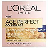 L'Oreal Paris Age Perfect Golden Age Night Cream, 50 ml