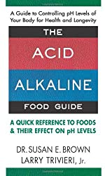 Acid Alkaline Food Guide: A Quick Reference to Foods and Their PH Levels