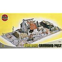 Glow2B Airfix - Kit de modelismo, edificio Forward Command Post, 1:76 (Hornby A03381)