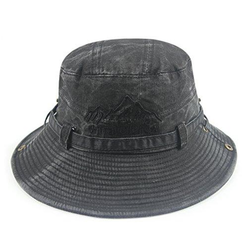 Masculin coréen Sun Hat/Chapeau Camo/Ladies seau Hat/amoureux et chapeau de pêcheur de loisir I