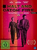 Halt and Catch Fire – The Battle For CRTL Begins [AMC] Staffel 1 (Episode 1-10 im 4 Disc Set)
