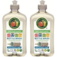 Preisvergleich für (2 Pack) - Earth Friendly Products - Baby Bottle Wash | 500ml | 2 PACK BUNDLE by Earth Friendly Products