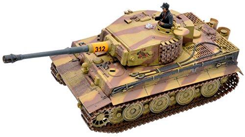 Tiger Panzer Ferngesteuert von Forces of Valor 1:24 RC Infrarot Kampfsystem