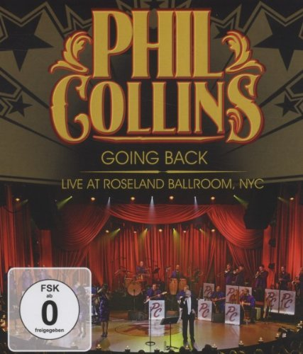 Bild von Phil Collins - Going Back/Live at the Roseland Ballroom NYC [Blu-ray]