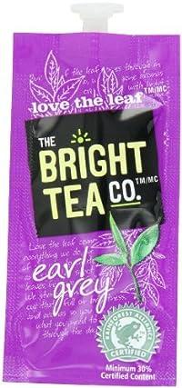 FLAVIA Tea, Earl Grey, 20-Count Fresh Packs (Pack of 5)