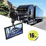 AZGIANT 7 Pouses HD Camera De Ecran Lcd Navigation 2 En 1 GPS Système De...