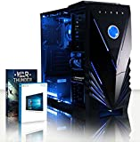 VIBOX Vision 2SXLW - 3.9GHz Dual Core, Home, Office, Family, Desktop Gaming PC, Computer with Windows 10, WarThunder Game Bundle PLUS a Lifetime Warranty Included* (3.7GHz AMD A4 6300 (3.9GHz Turbo) Dual Core APU Processor, Radeon 8370D Graphics Chip, 2TB HDD Hard Drive, 32GB 1600MHz RAM)