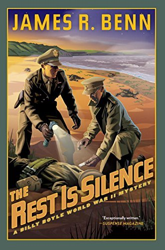 The Rest Is Silence (A Billy Boyle WWII Mystery) by James R. Benn (2015-08-04)