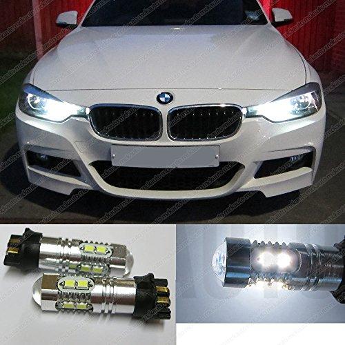 Lampadine a LED per luci di posizione diurne, PW 24 W, 10 SMD, elimina errore, allo xeno