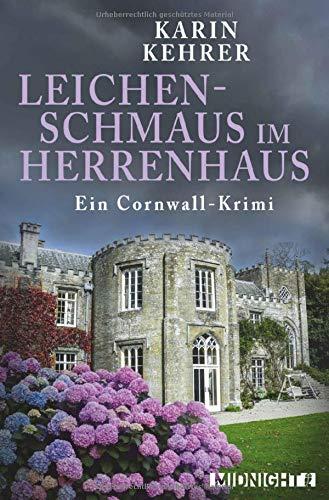 Buchseite und Rezensionen zu 'Leichenschmaus im Herrenhaus' von Karin Kehrer