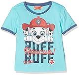 Nickelodeon Boy's Paw Patrol Qe1142-Turquoiz T-Shirt